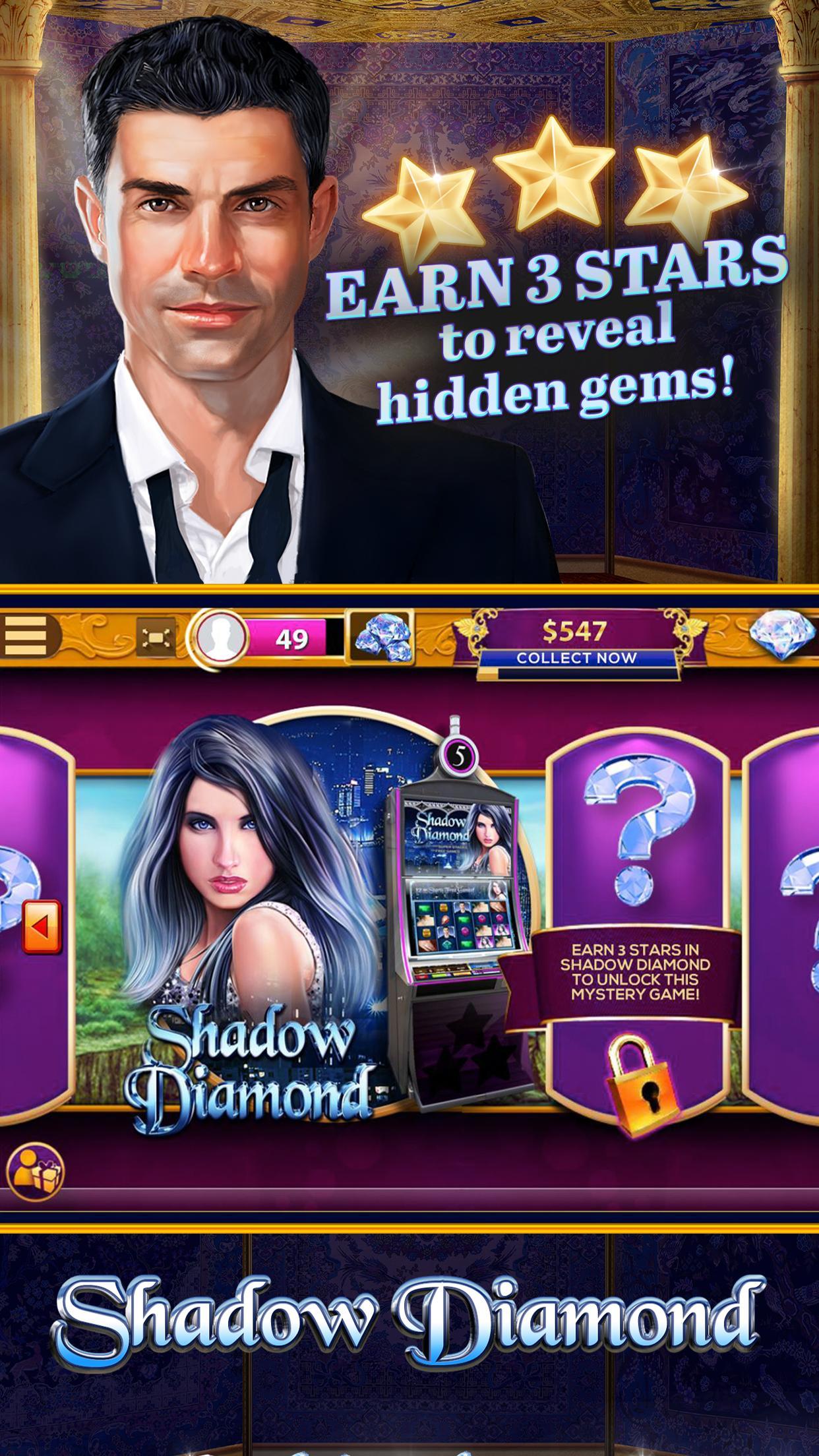Da Vinci Diamonds Casino – Best Free Slot Machines 3.0.5 Screenshot 5