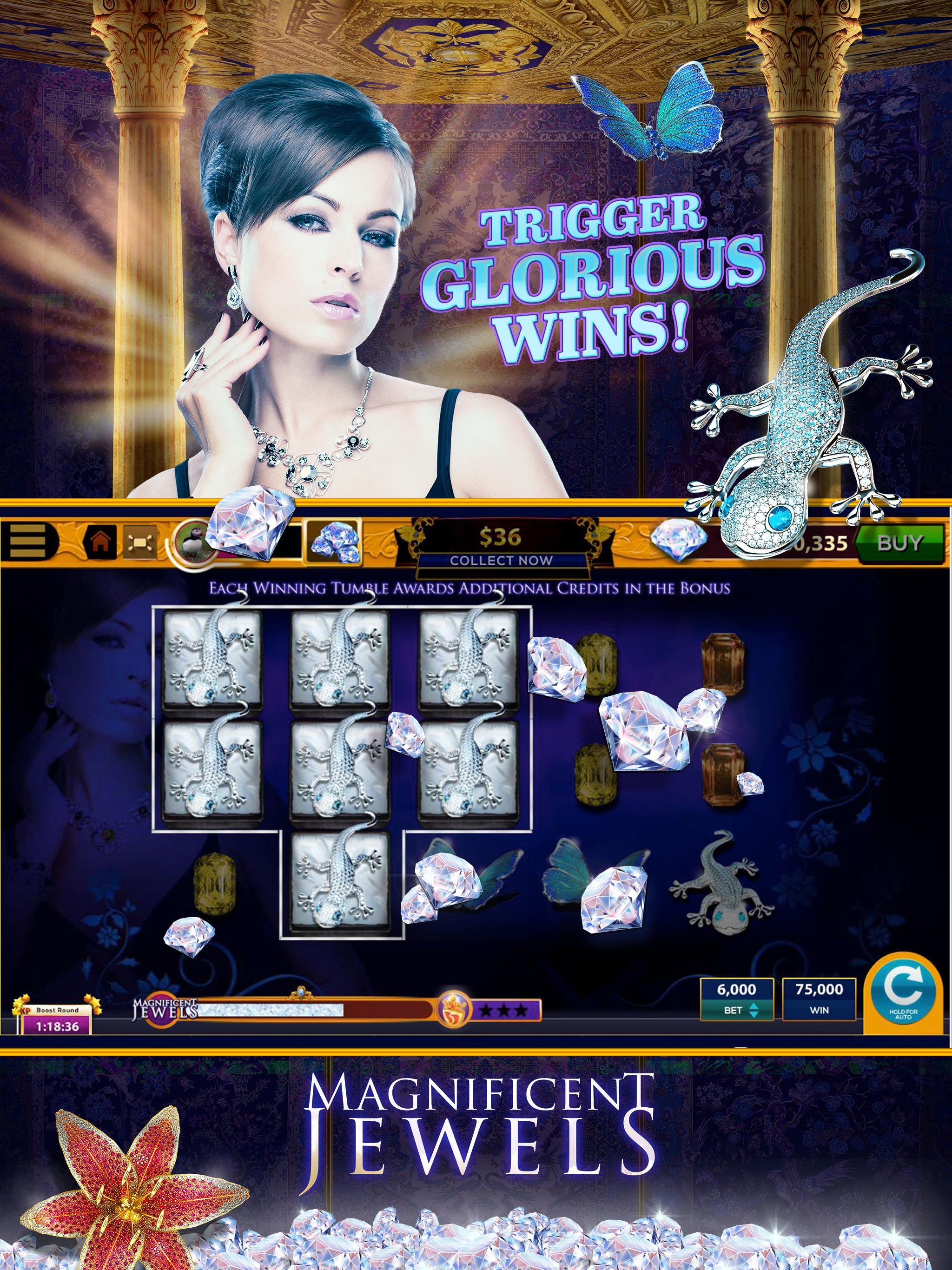 Da Vinci Diamonds Casino – Best Free Slot Machines 3.0.5 Screenshot 8