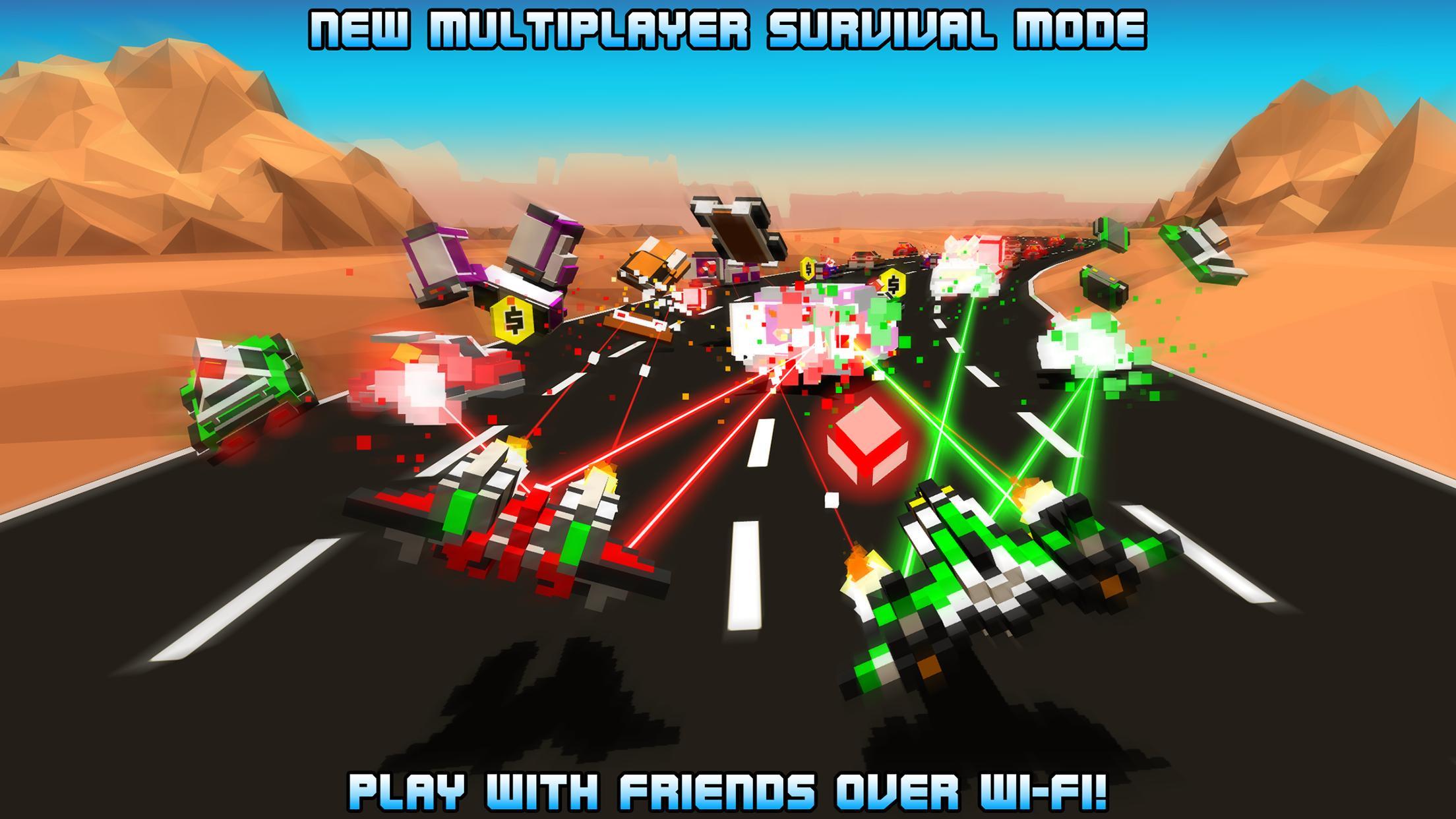 Hovercraft: Takedown 1.5.7 Screenshot 1