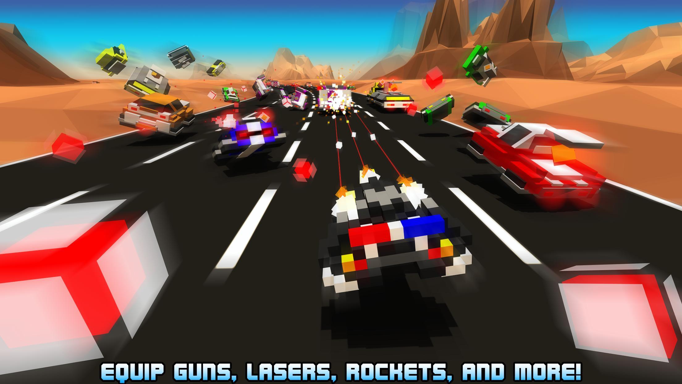 Hovercraft: Takedown 1.5.7 Screenshot 11