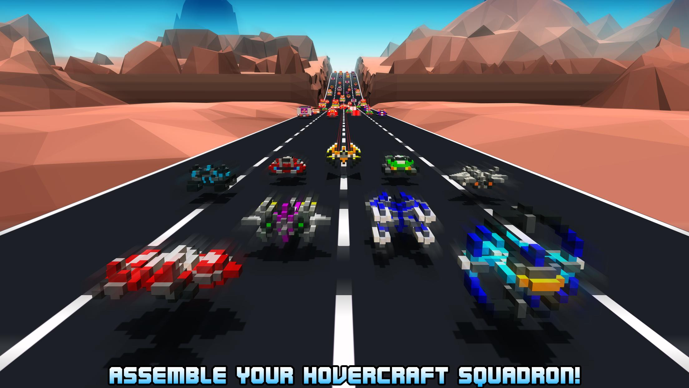 Hovercraft: Takedown 1.5.7 Screenshot 13