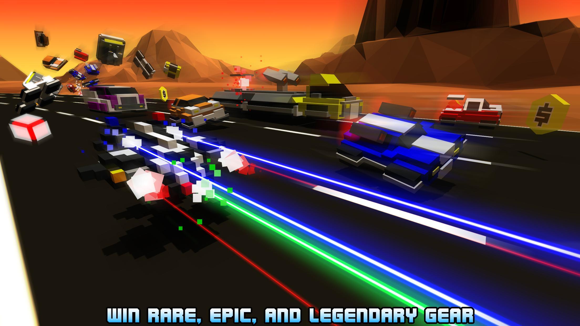 Hovercraft: Takedown 1.5.7 Screenshot 5