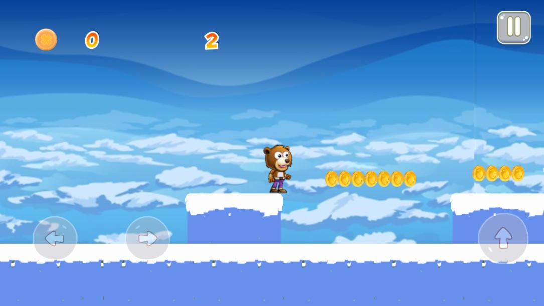 Crazy Bear Fantasy 2.0 Screenshot 1