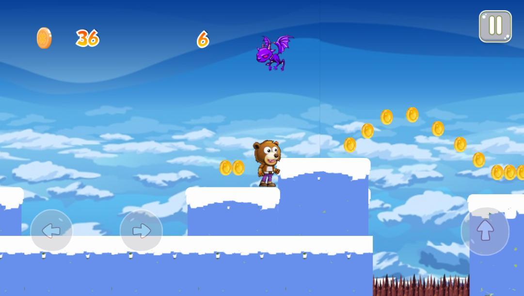Crazy Bear Fantasy 2.0 Screenshot 2