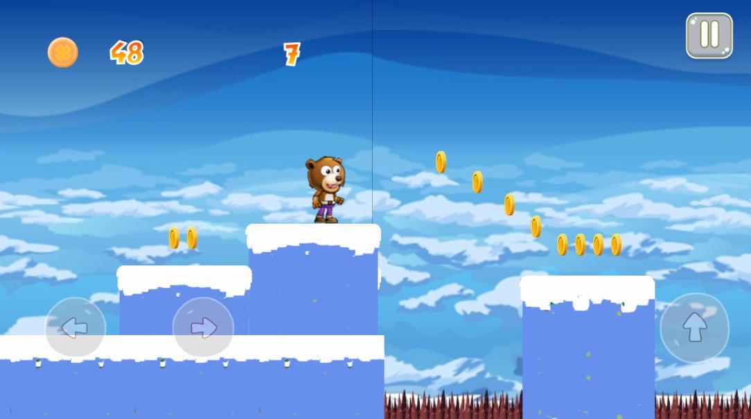 Crazy Bear Fantasy 2.0 Screenshot 3