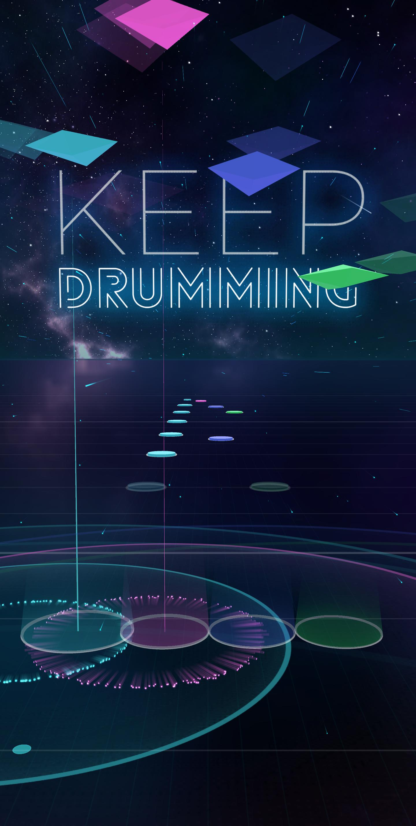Sound Sky — Keep Calm, Drum On 1.7.3 Screenshot 2