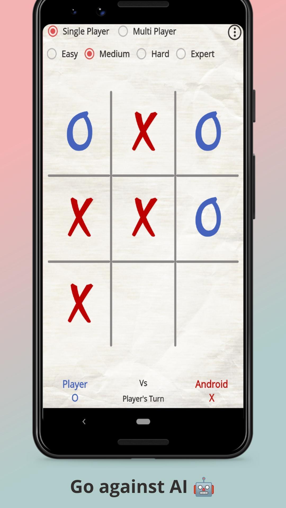 Tic Tac Toe (XO) 1.0.3 Screenshot 2