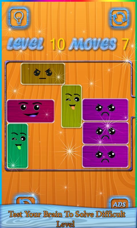 Unblock The Red Block Sliding Game 1.0 Screenshot 4