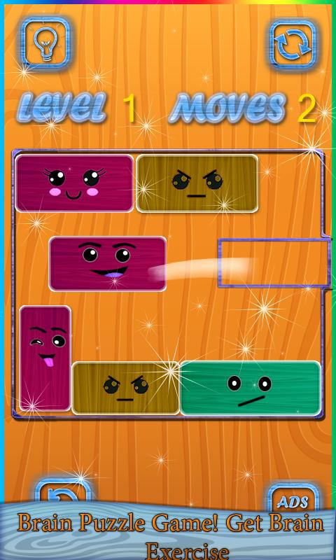 Unblock The Red Block Sliding Game 1.0 Screenshot 8