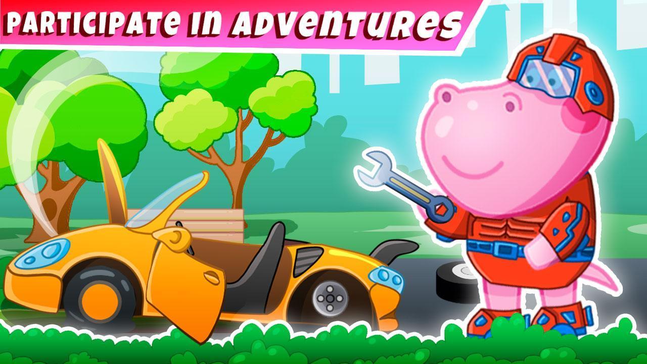 Hippo Engineering Patrol 1.1.8 Screenshot 1