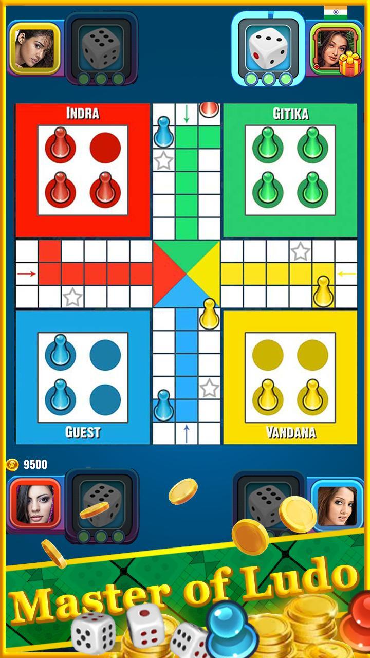 Ludo Master™ New Ludo Board Game 2020 For Free 3.7.1 Screenshot 1