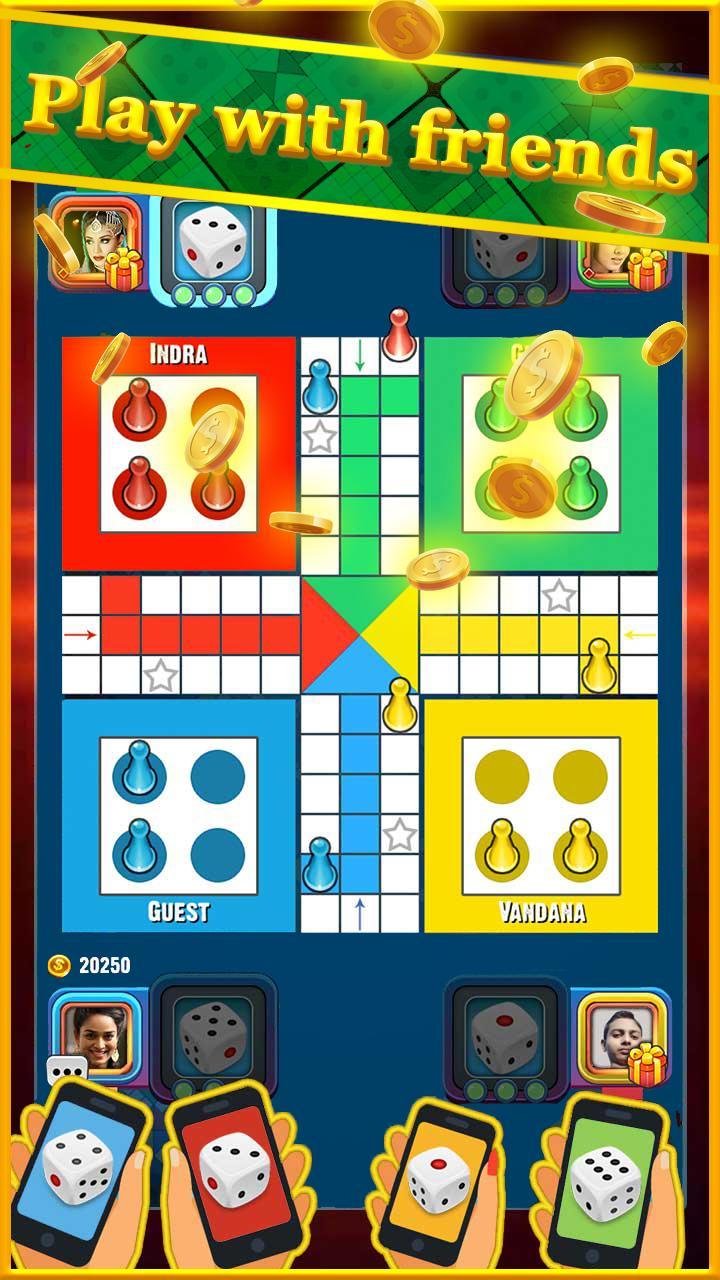 Ludo Master™ New Ludo Board Game 2020 For Free 3.7.1 Screenshot 2
