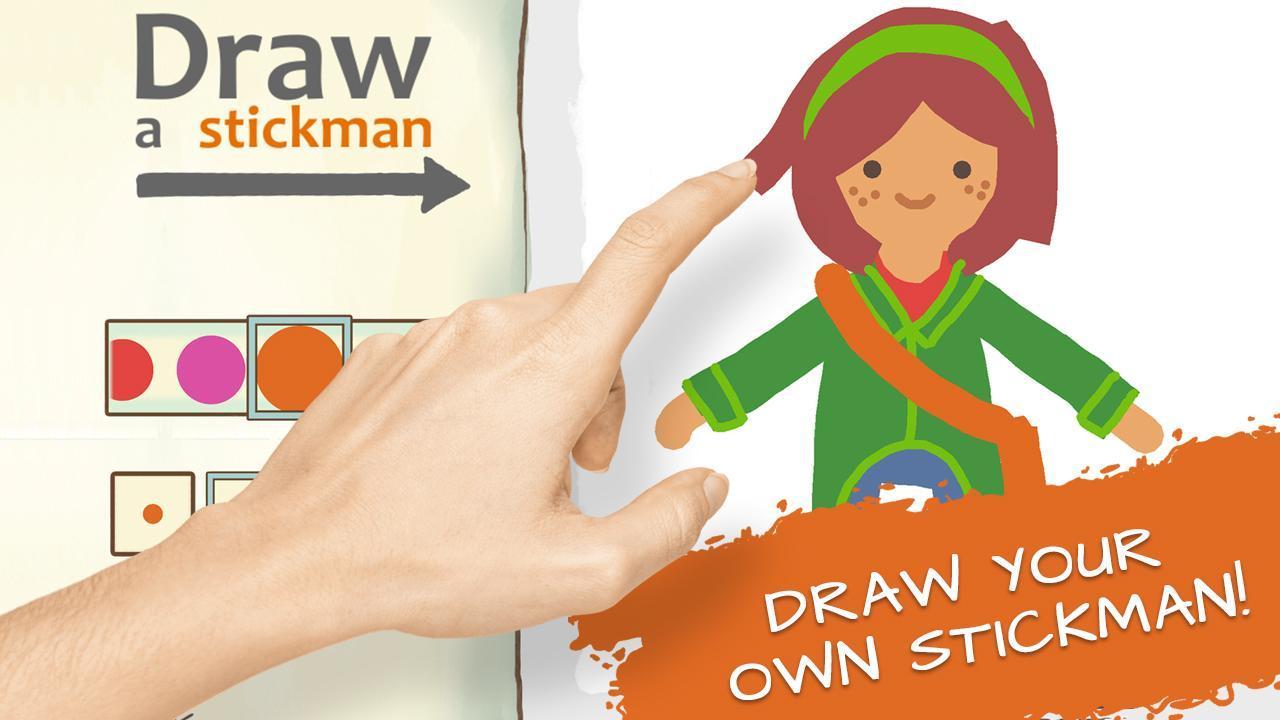 Draw a Stickman: EPIC 2 Free 1.2.1.57 Screenshot 2