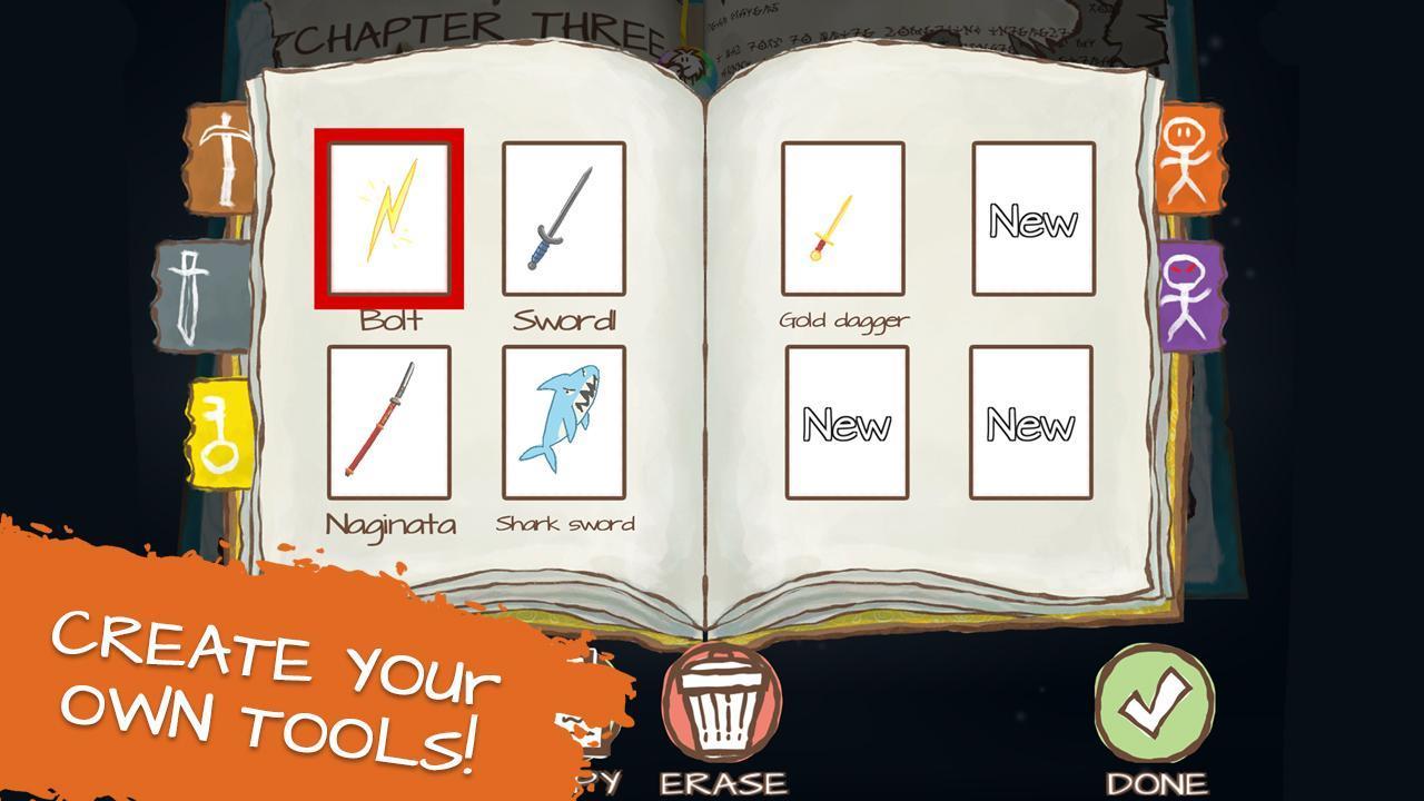 Draw a Stickman: EPIC 2 Free 1.2.1.57 Screenshot 4