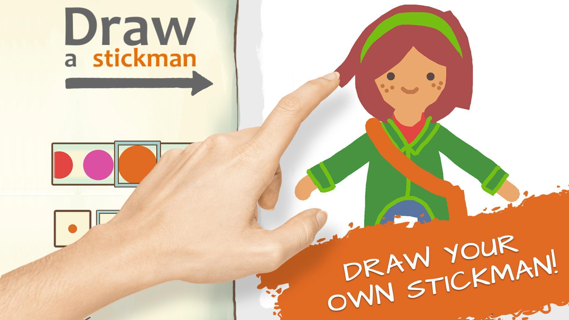 Draw a Stickman: EPIC 2 Free 1.2.1.57 Screenshot 7