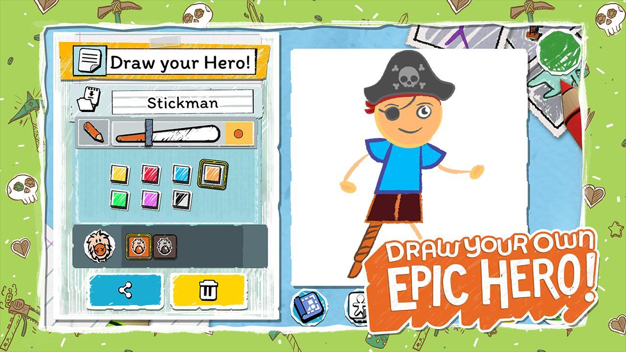 Draw a Stickman: EPIC 3 1.5.18455 Screenshot 1