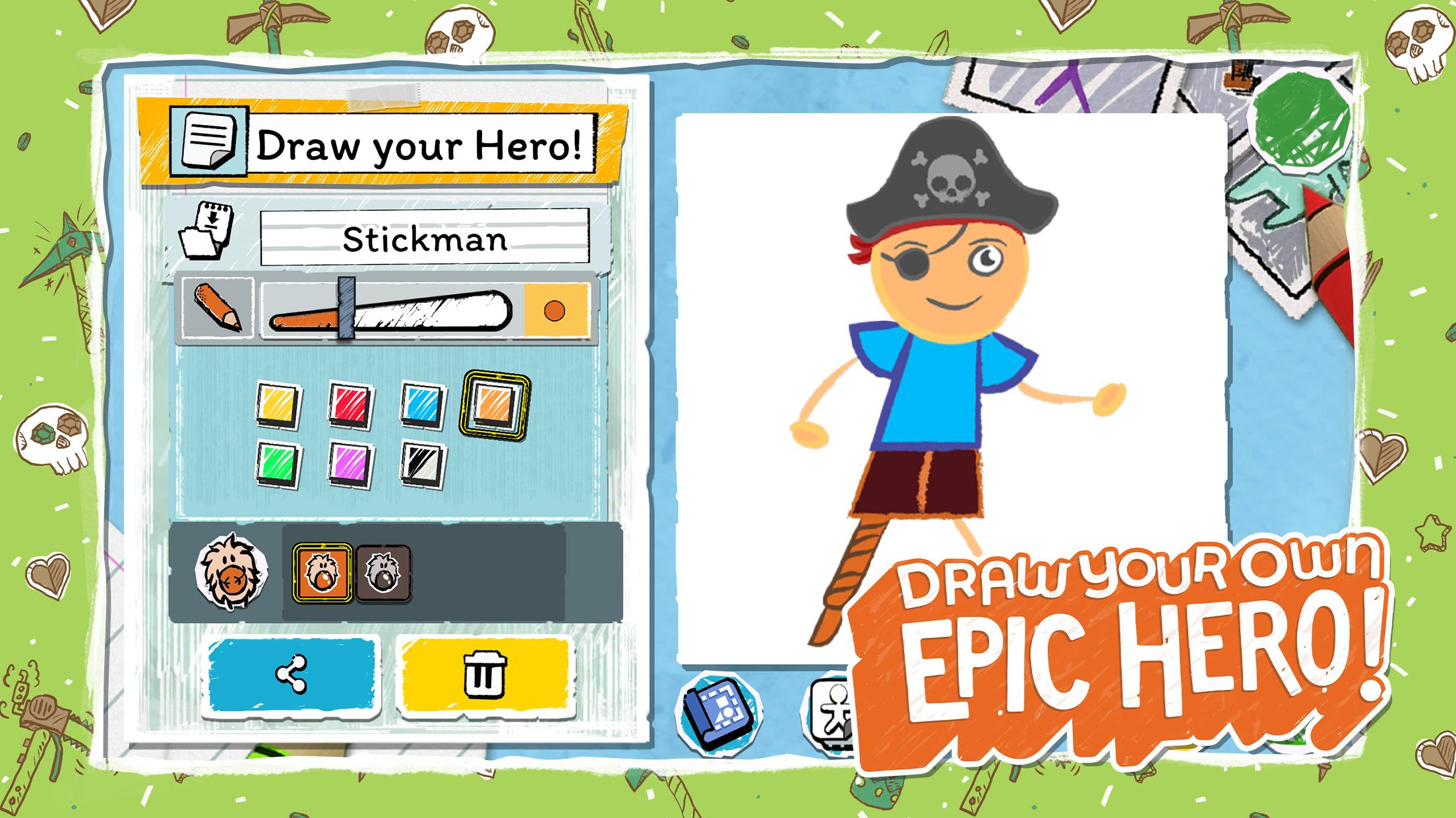 Draw a Stickman: EPIC 3 1.5.18455 Screenshot 15