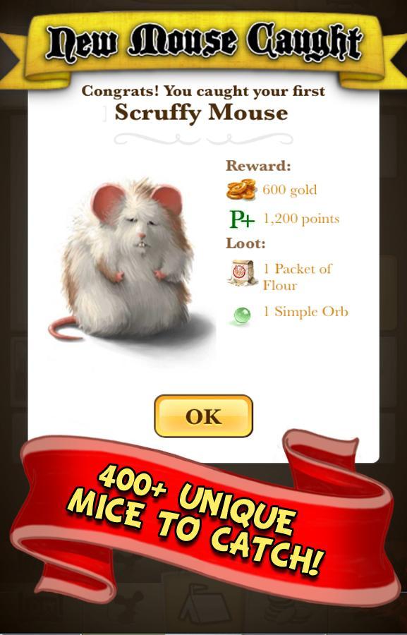 MouseHunt Idle Adventure RPG screenshot