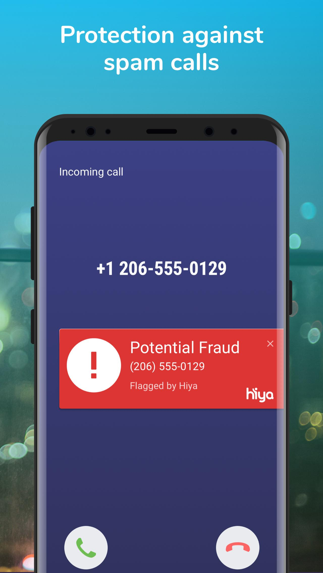 Hiya Call Blocker, Fraud Detection & Caller ID 9.9.2-7069 Screenshot 4