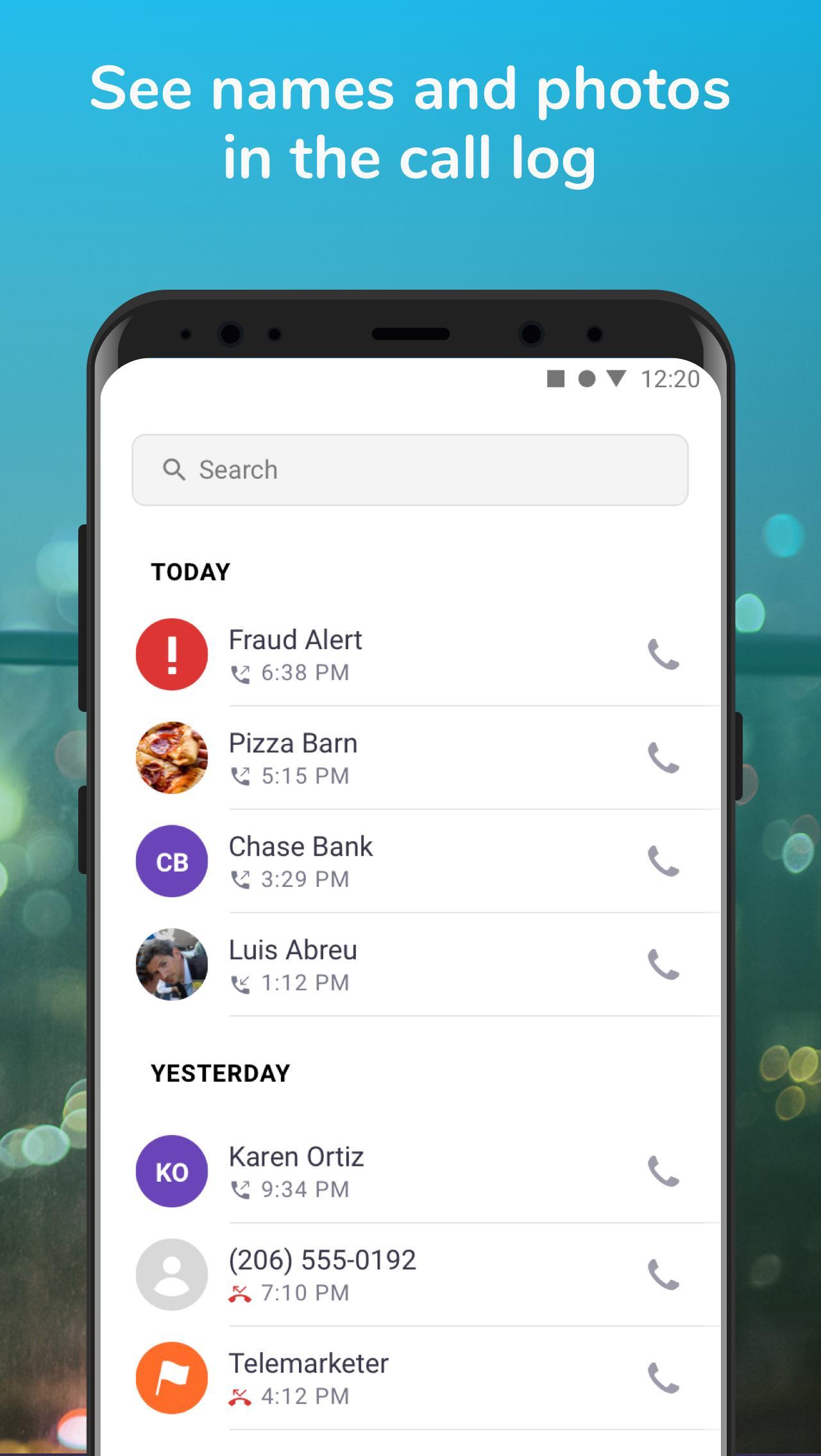 Hiya Call Blocker, Fraud Detection & Caller ID 9.9.2-7069 Screenshot 5