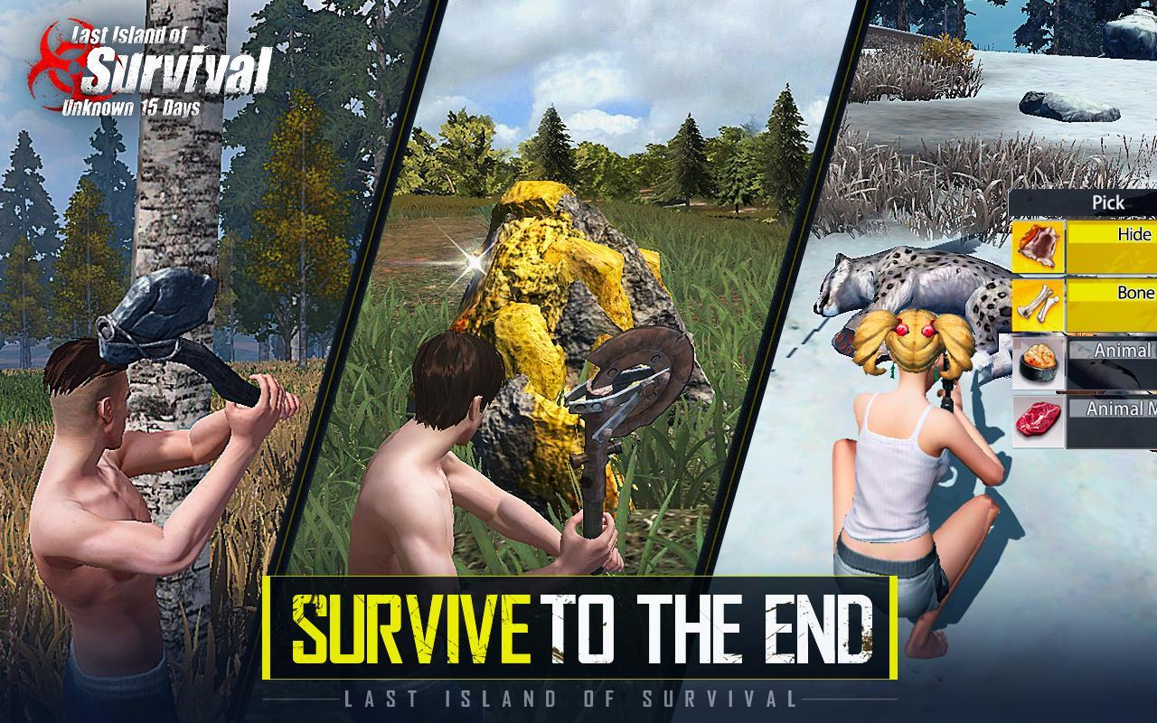 Last Island of Survival: Unknown 15 Days 2.8 Screenshot 12