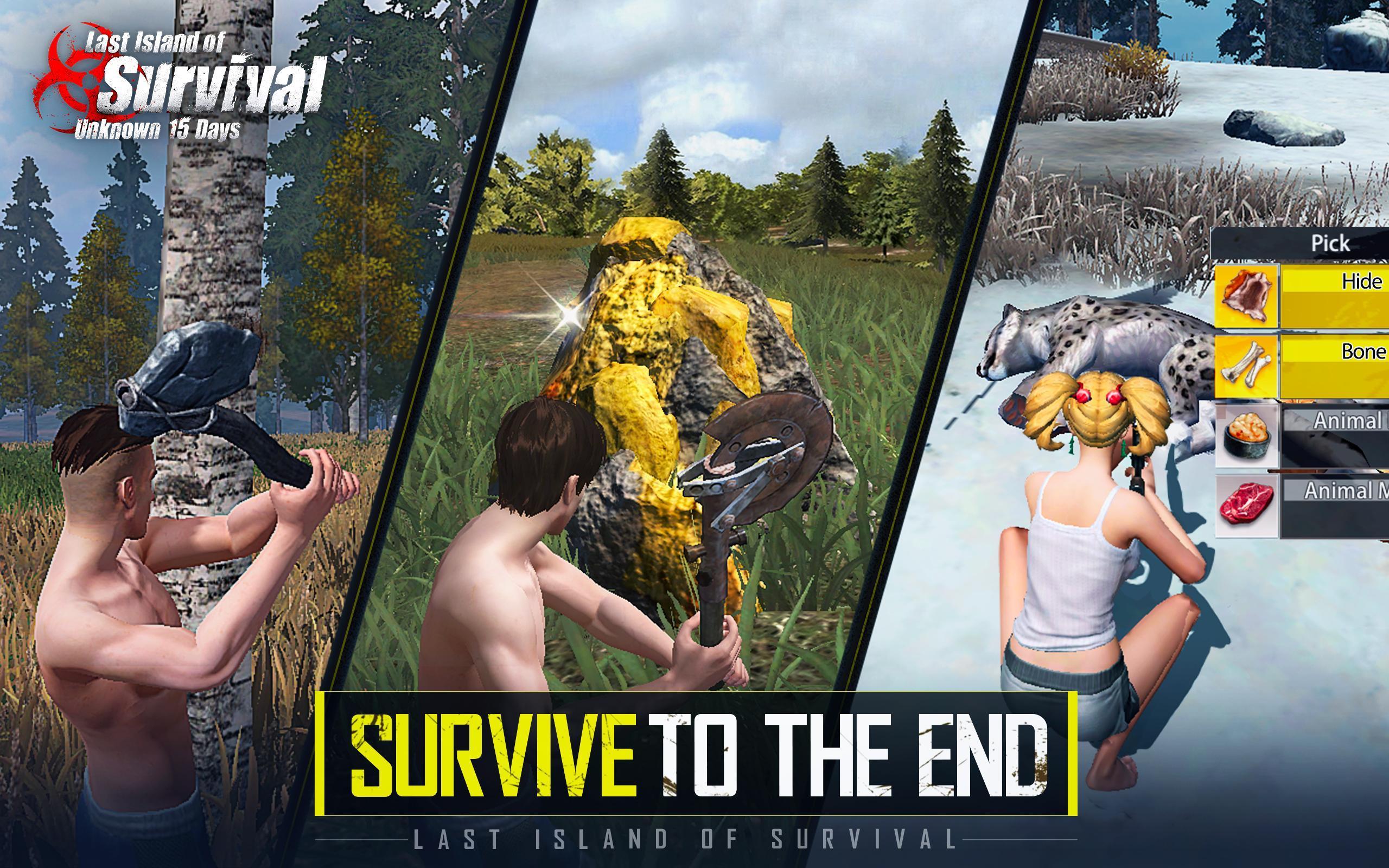 Last Island of Survival: Unknown 15 Days 2.8 Screenshot 7