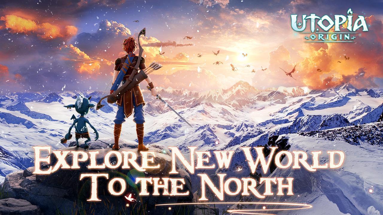 Utopia: Origin Play in Your Way 2.2.1 Screenshot 1
