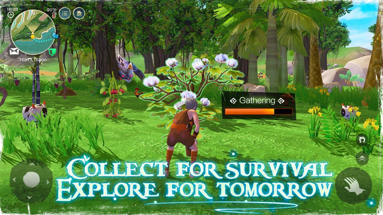 Utopia: Origin Play in Your Way 2.2.1 Screenshot 2