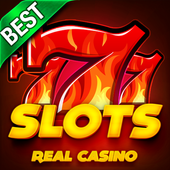 Real Casino - Free Vegas Casino Slot Machines app icon