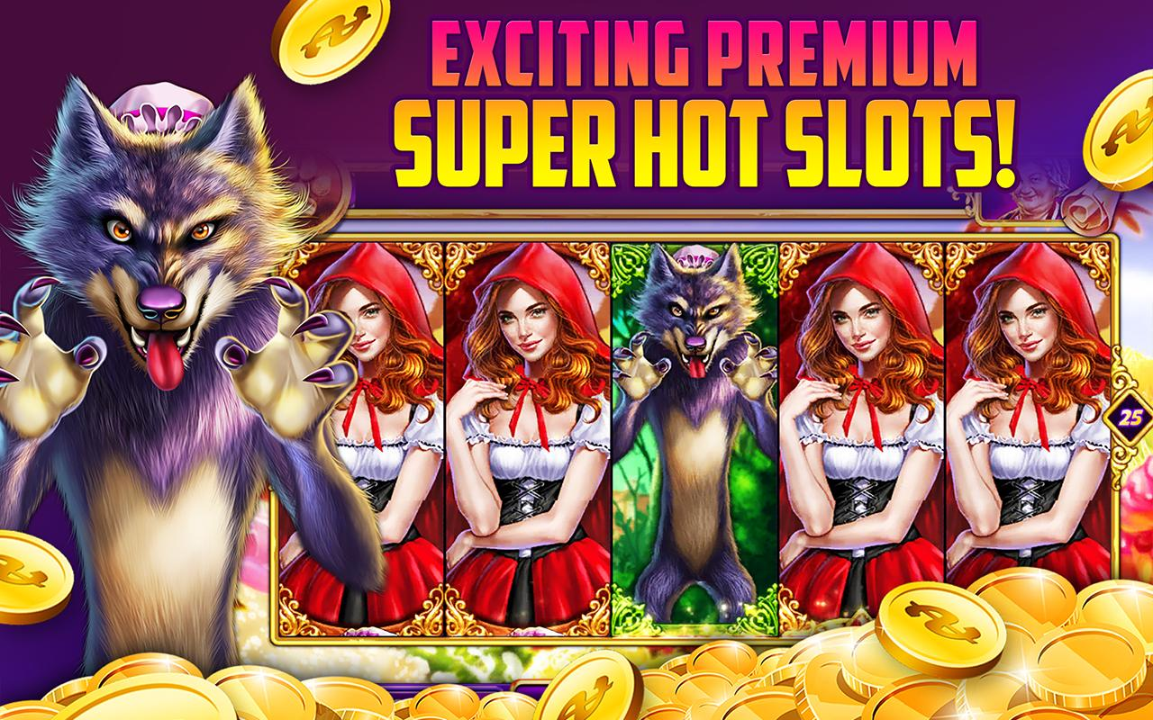 Real Casino - Free Vegas Casino Slot Machines 4.0.824 Screenshot 11