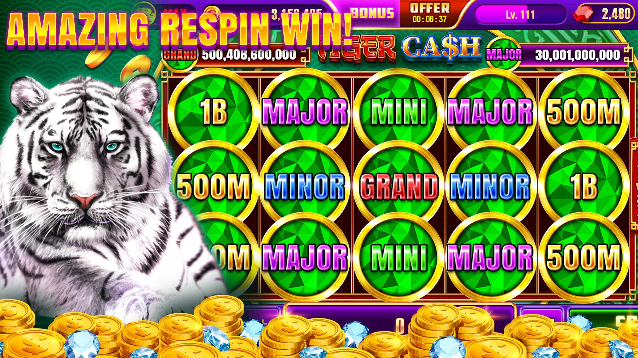 Real Casino - Free Vegas Casino Slot Machines 4.0.824 Screenshot 14