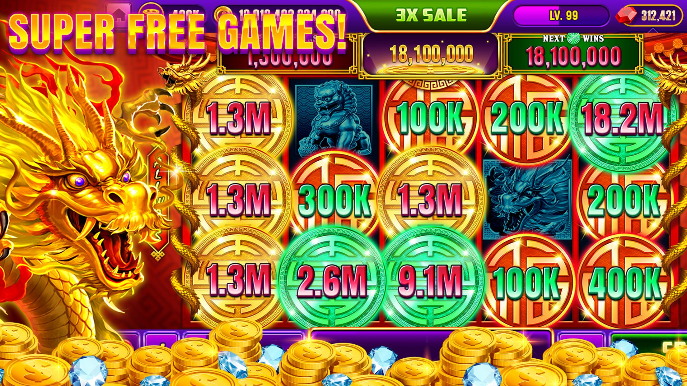 Real Casino - Free Vegas Casino Slot Machines 4.0.824 Screenshot 4