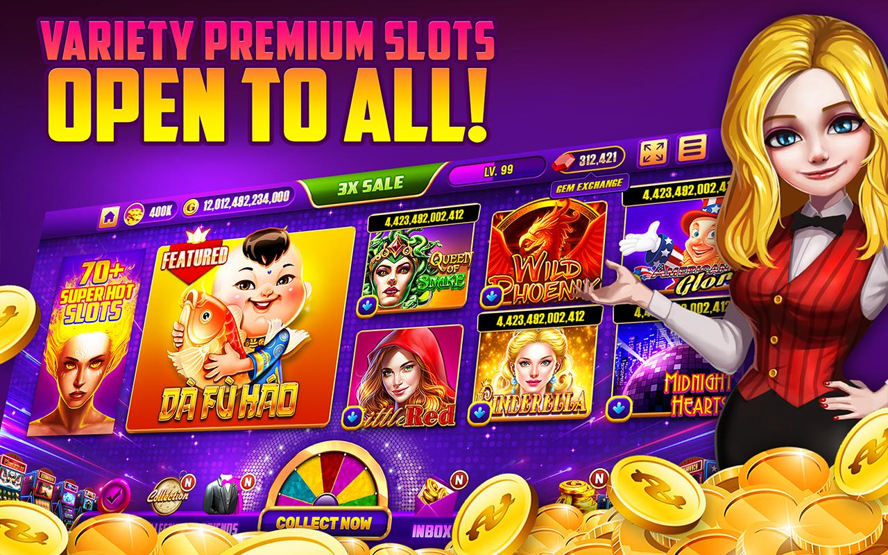 Real Casino - Free Vegas Casino Slot Machines 4.0.824 Screenshot 7