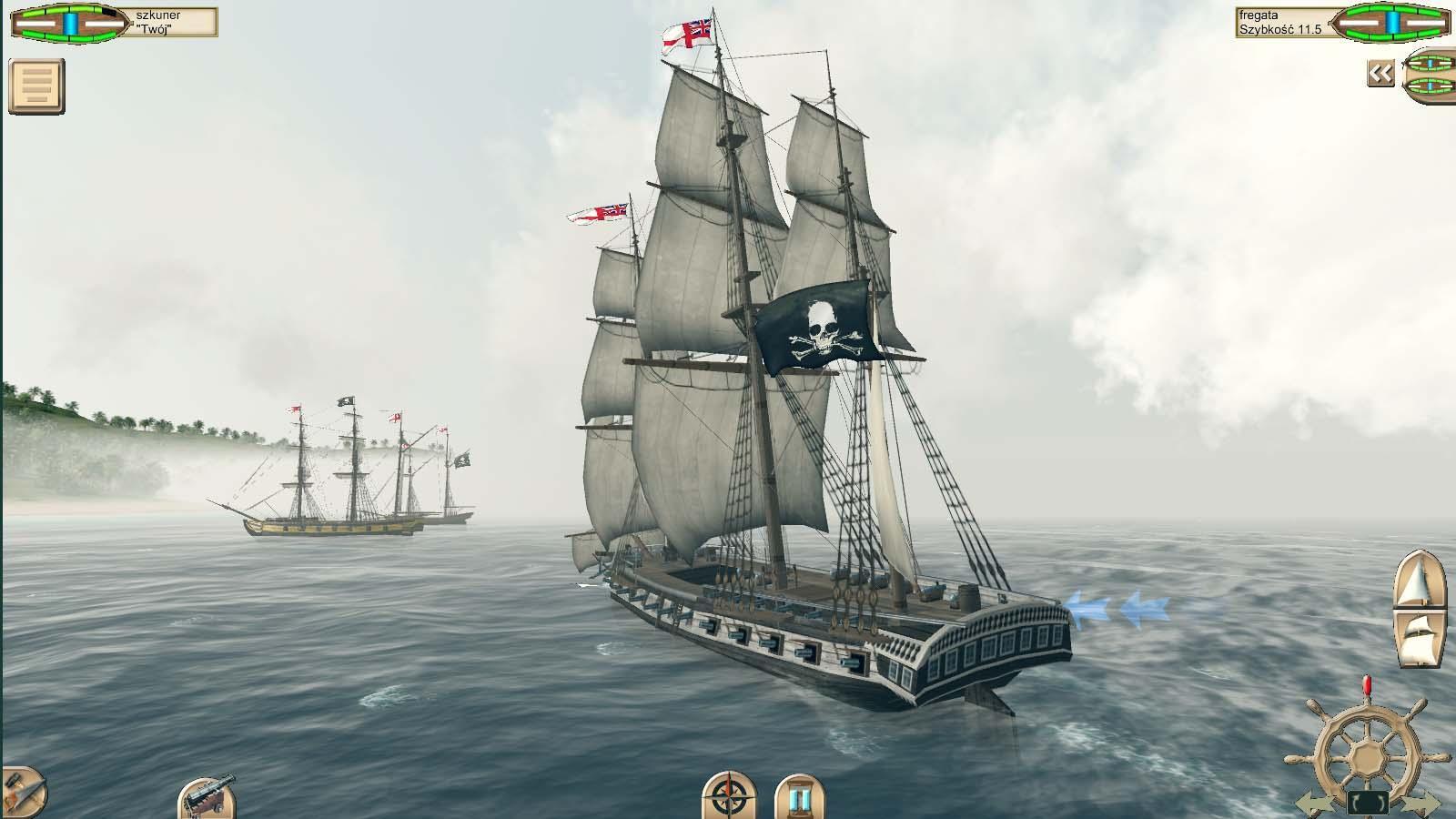 The Pirate: Caribbean Hunt 9.6 Screenshot 1