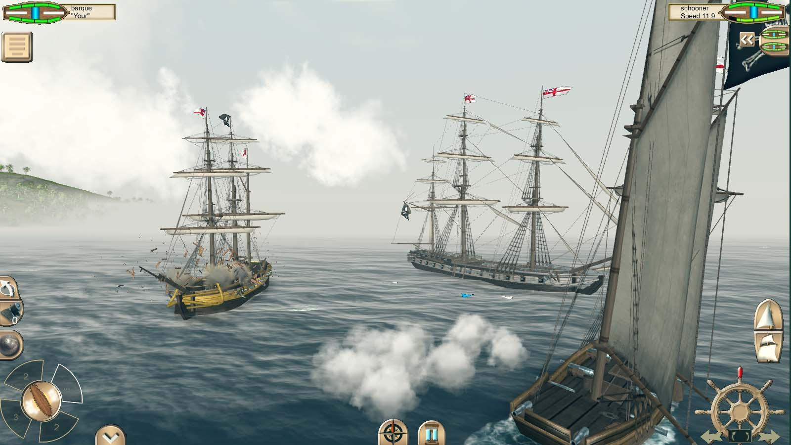 The Pirate: Caribbean Hunt 9.6 Screenshot 10