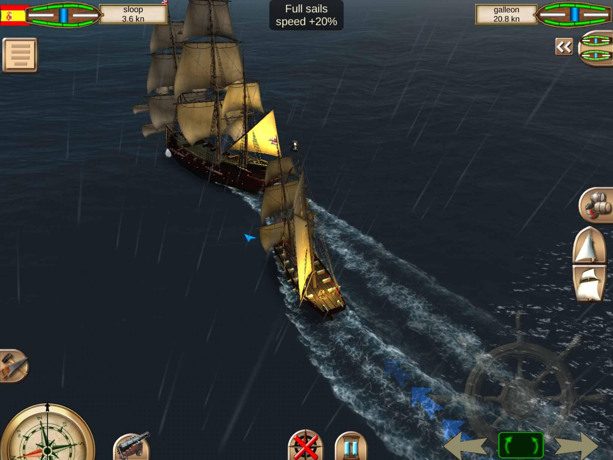 The Pirate: Caribbean Hunt 9.6 Screenshot 15
