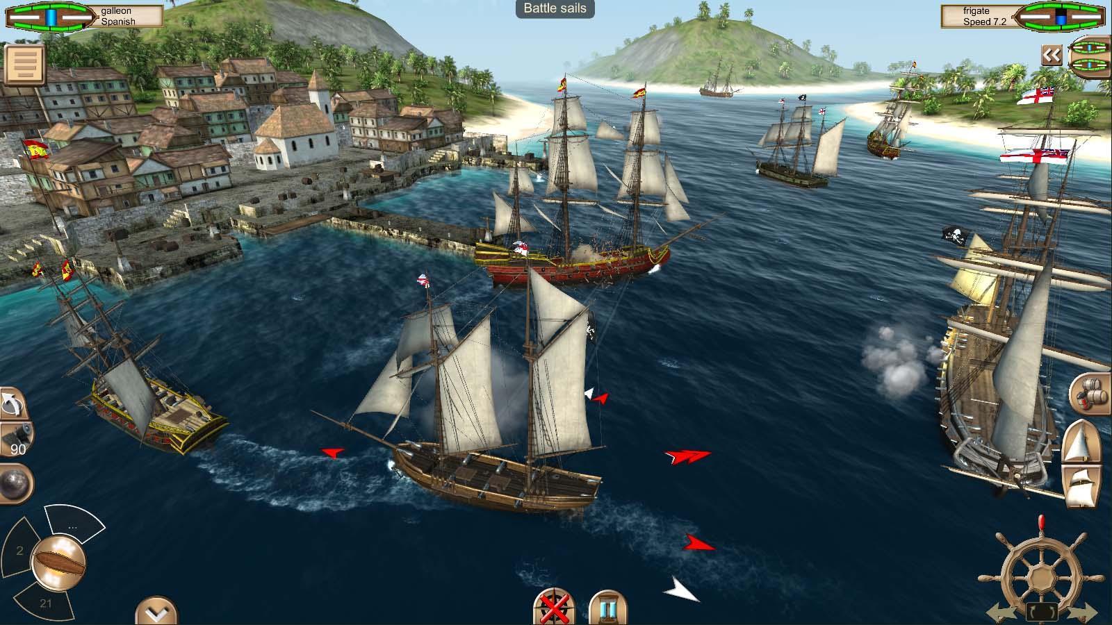 The Pirate: Caribbean Hunt 9.6 Screenshot 21