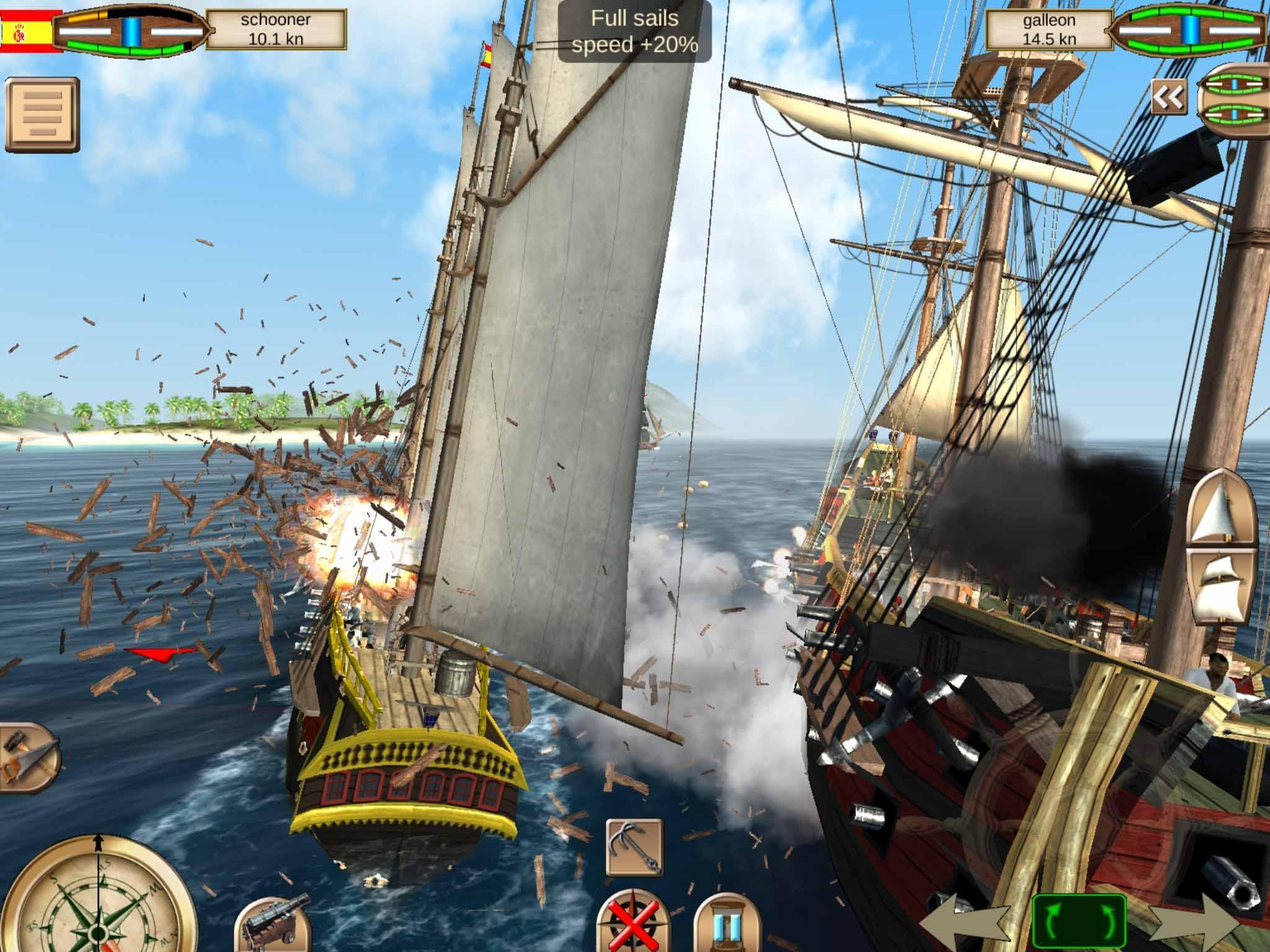 The Pirate: Caribbean Hunt 9.6 Screenshot 22