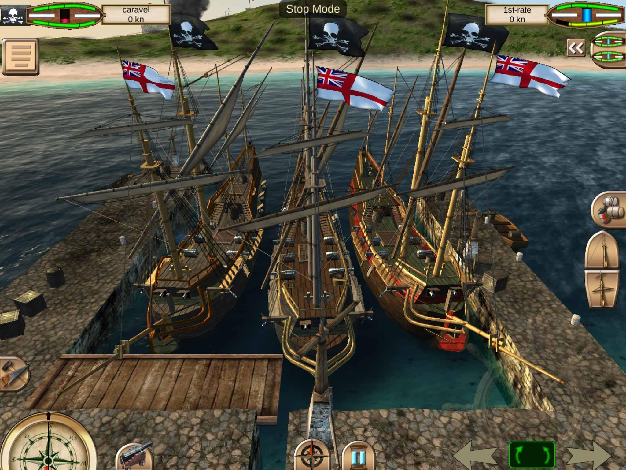 The Pirate: Caribbean Hunt 9.6 Screenshot 24