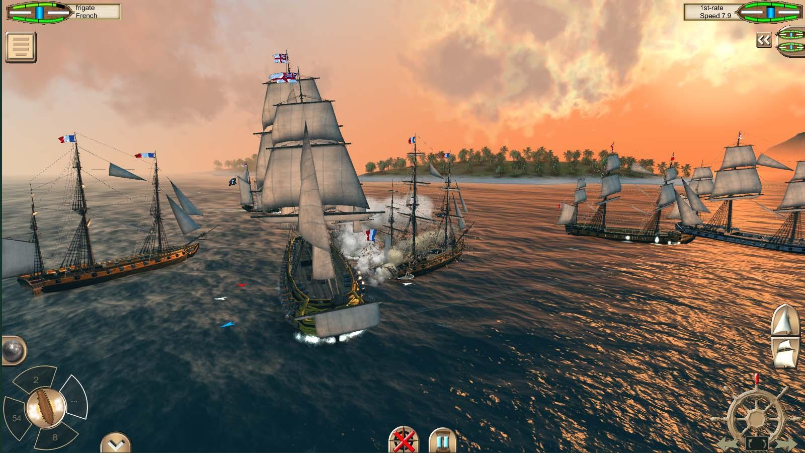 The Pirate: Caribbean Hunt 9.6 Screenshot 3