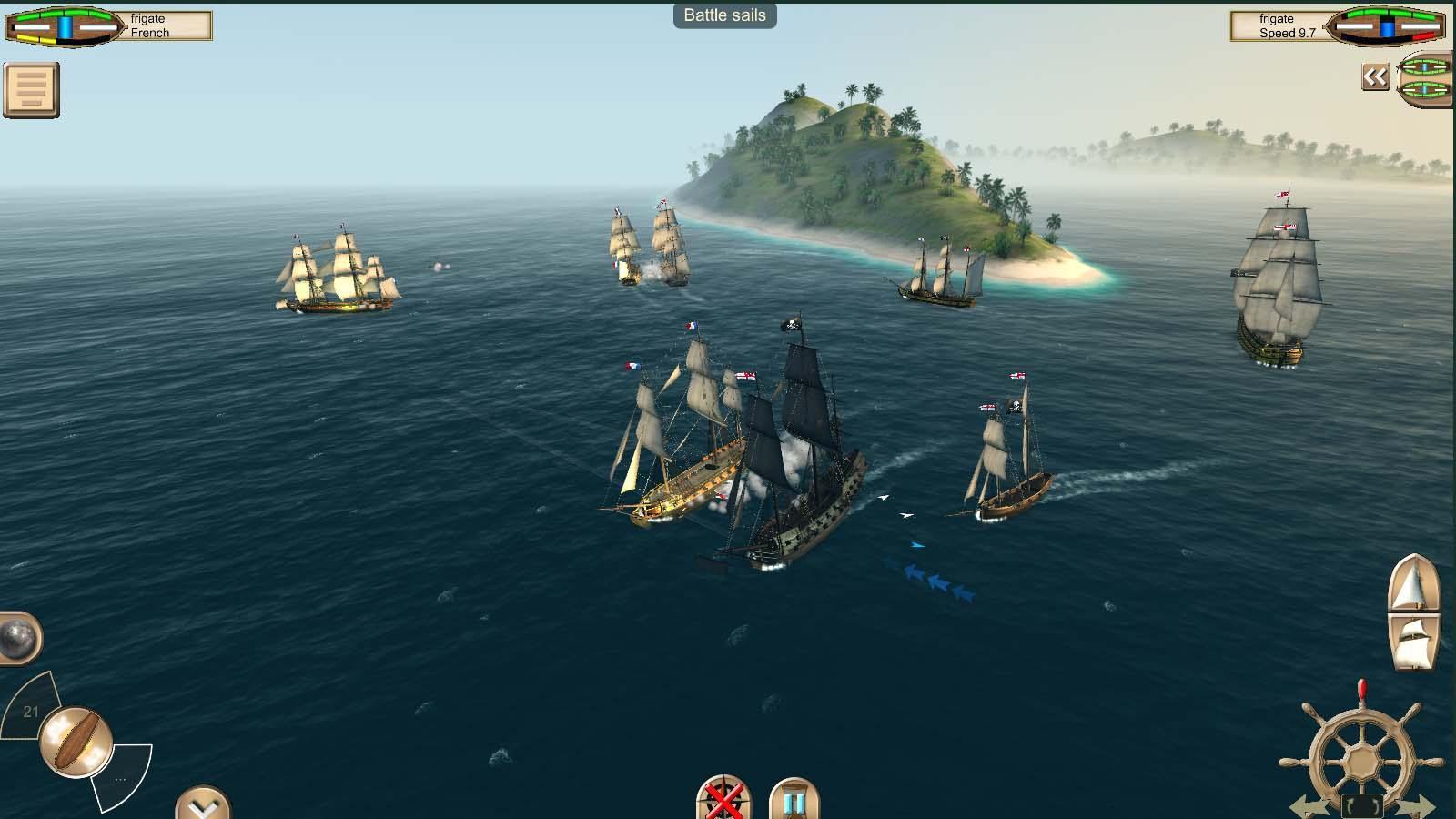 The Pirate: Caribbean Hunt 9.6 Screenshot 4