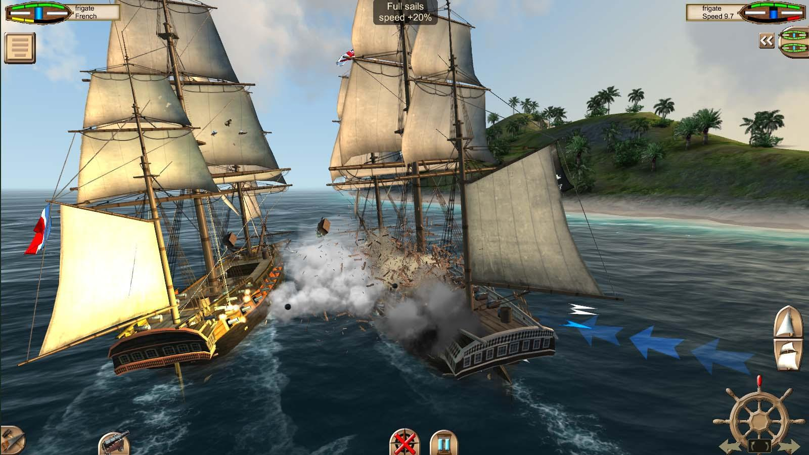 The Pirate: Caribbean Hunt 9.6 Screenshot 5