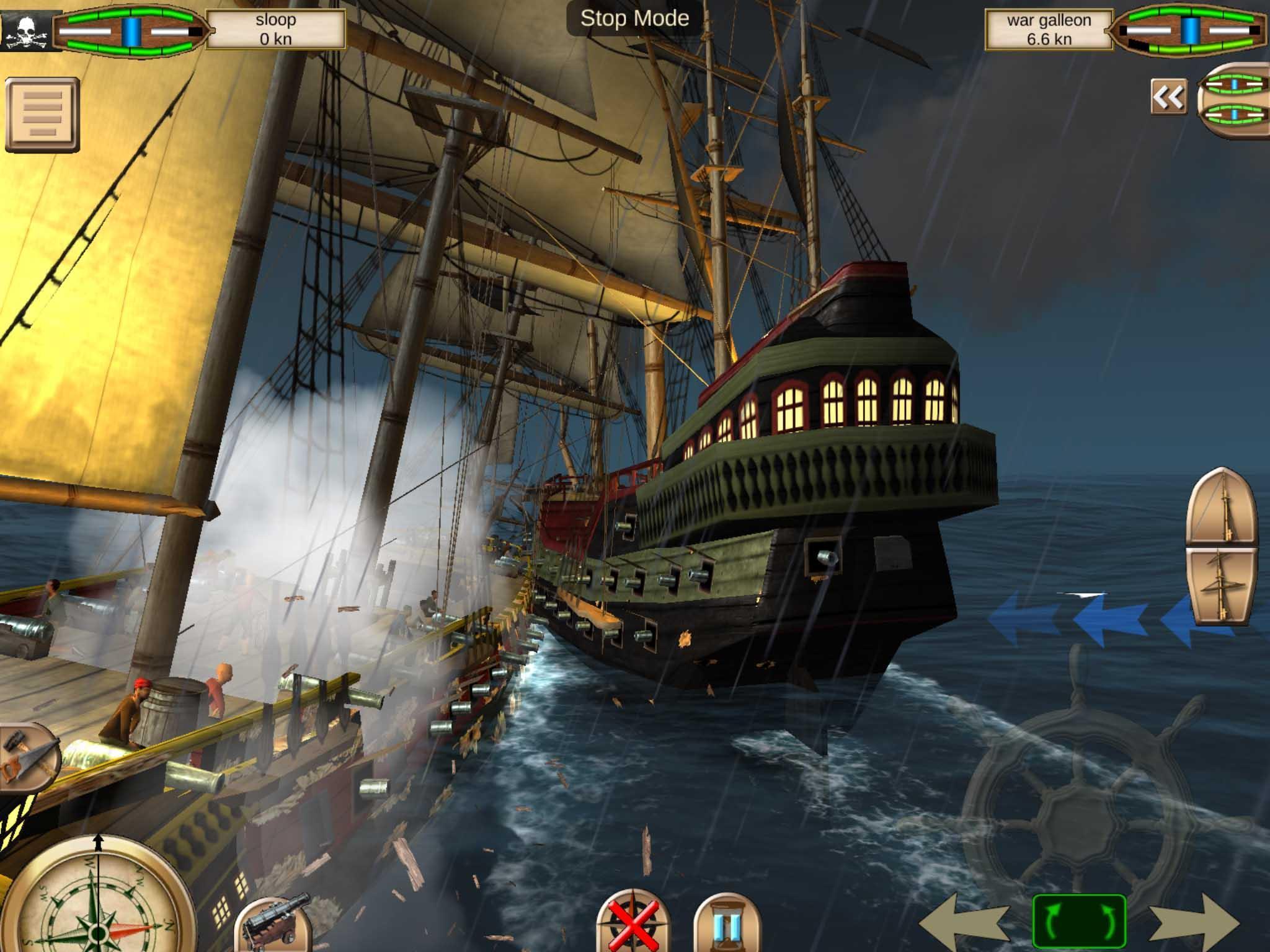 The Pirate: Caribbean Hunt 9.6 Screenshot 6