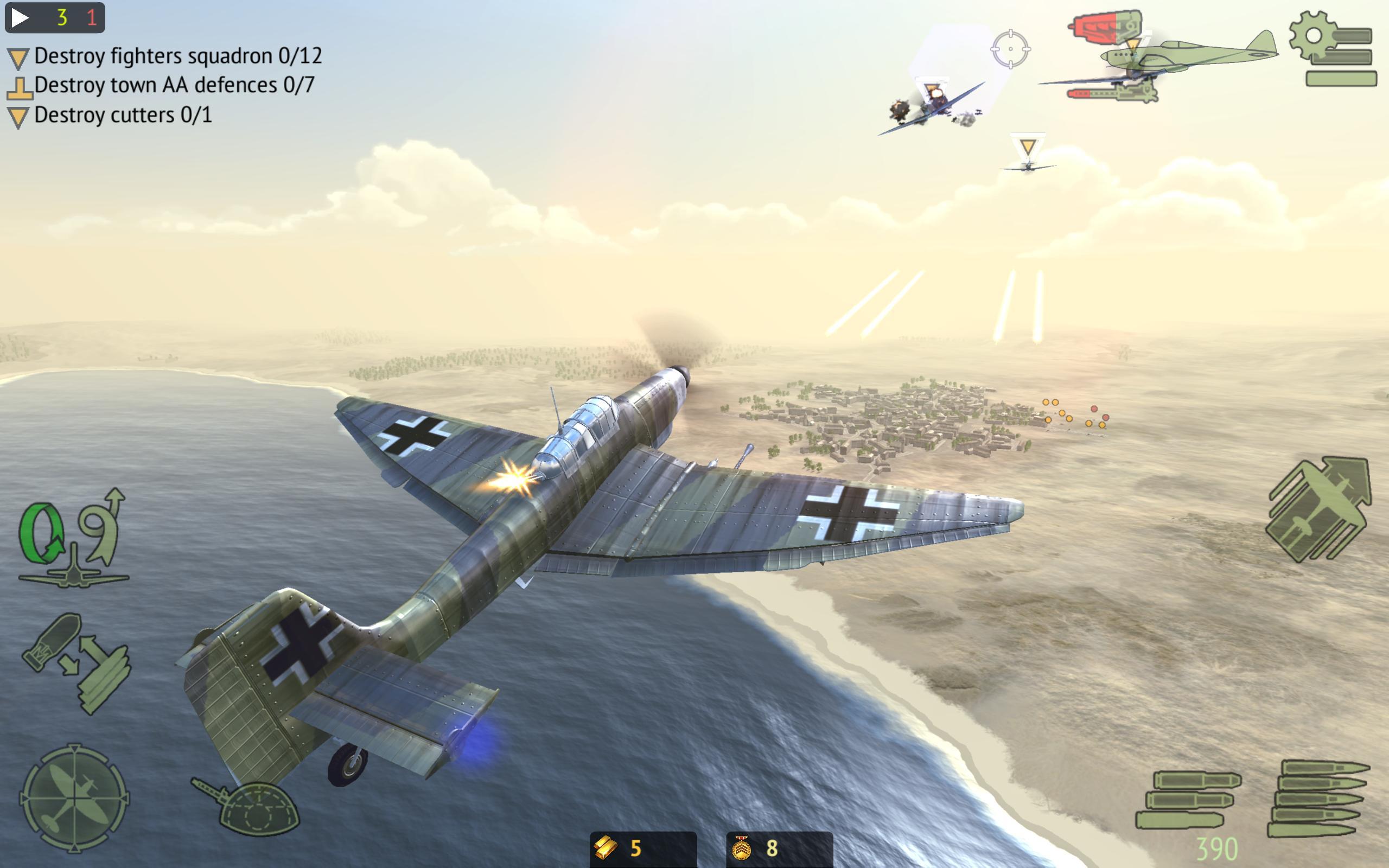 Warplanes: Online Combat 1.2 Screenshot 13