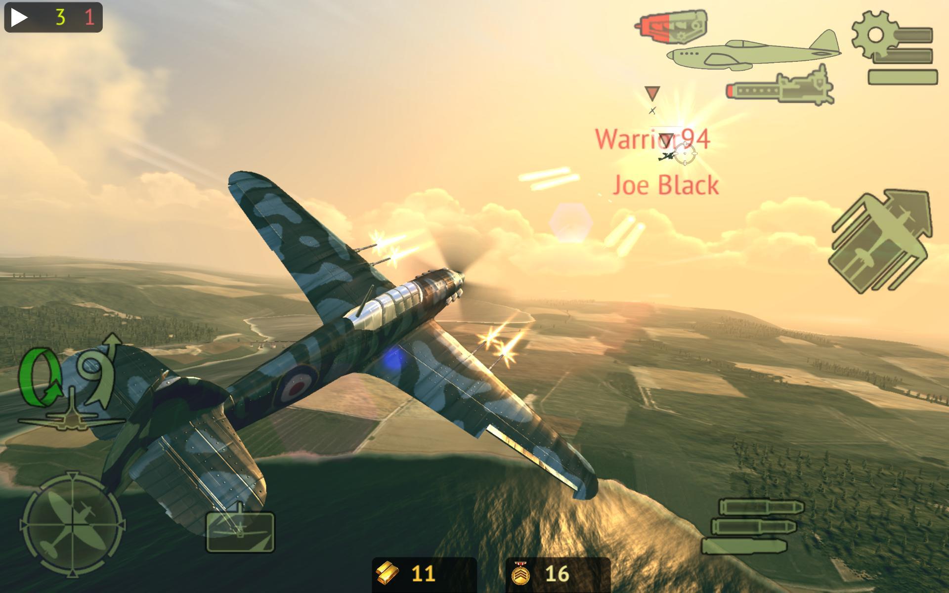 Warplanes: Online Combat 1.2 Screenshot 17