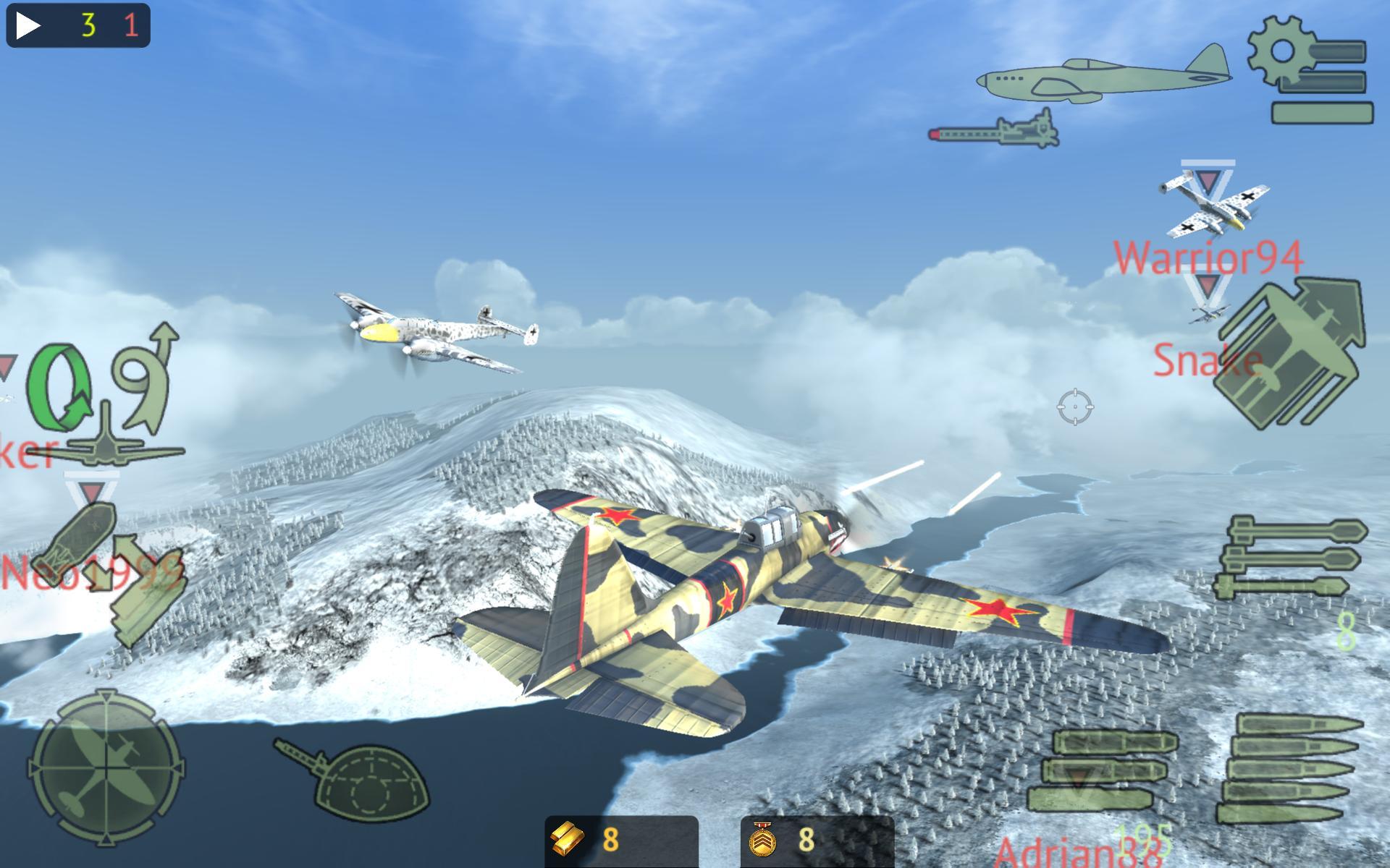 Warplanes: Online Combat 1.2 Screenshot 18
