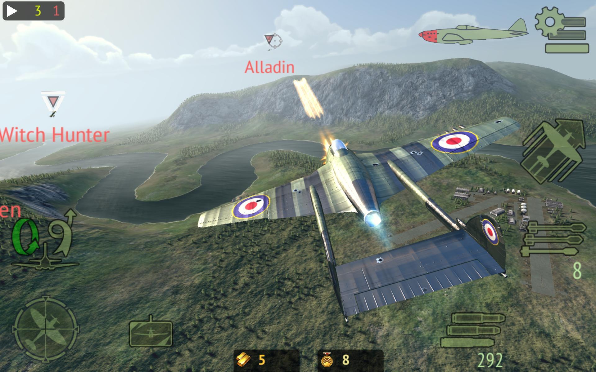 Warplanes: Online Combat 1.2 Screenshot 19