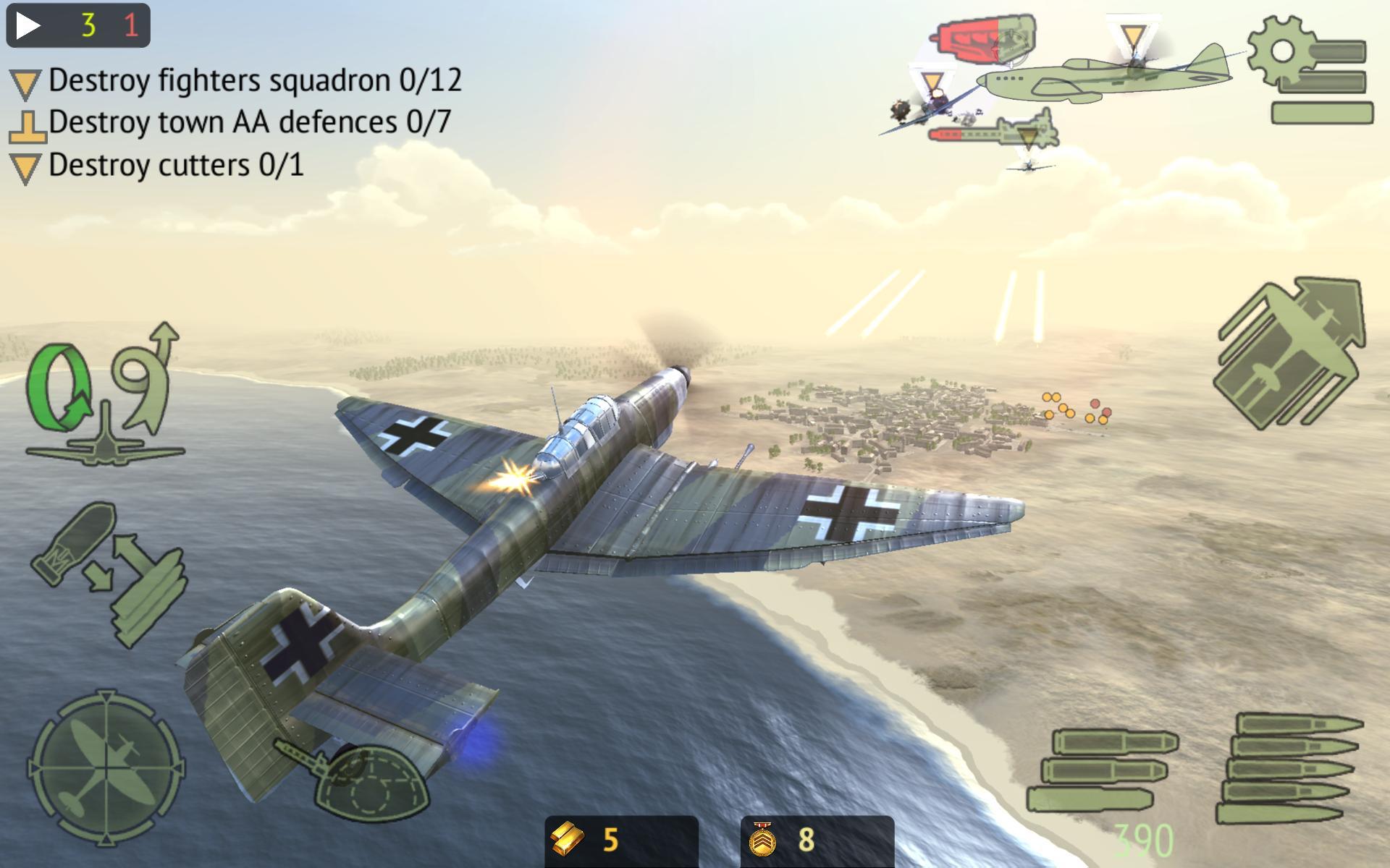 Warplanes: Online Combat 1.2 Screenshot 21