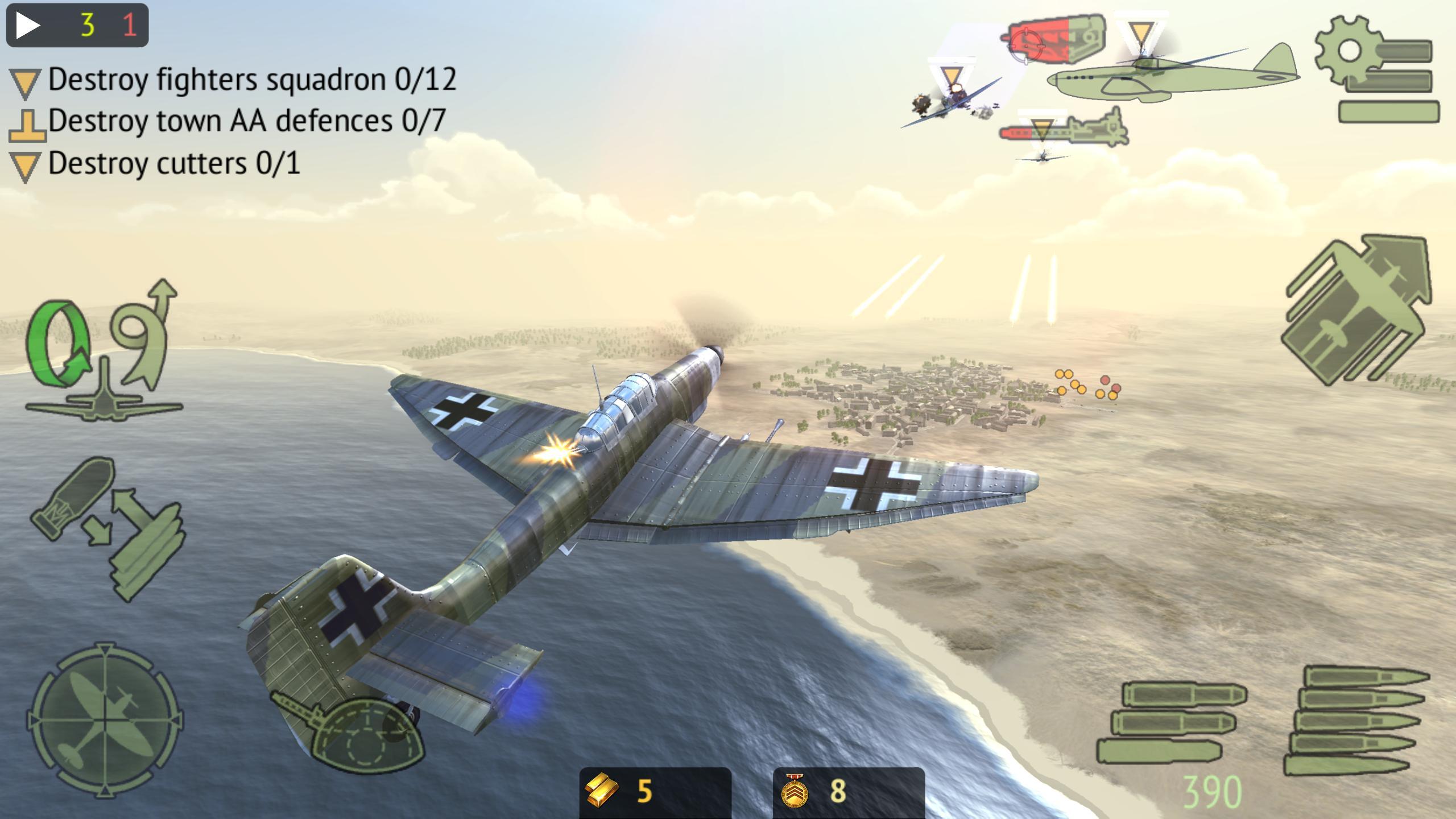 Warplanes: Online Combat 1.2 Screenshot 5