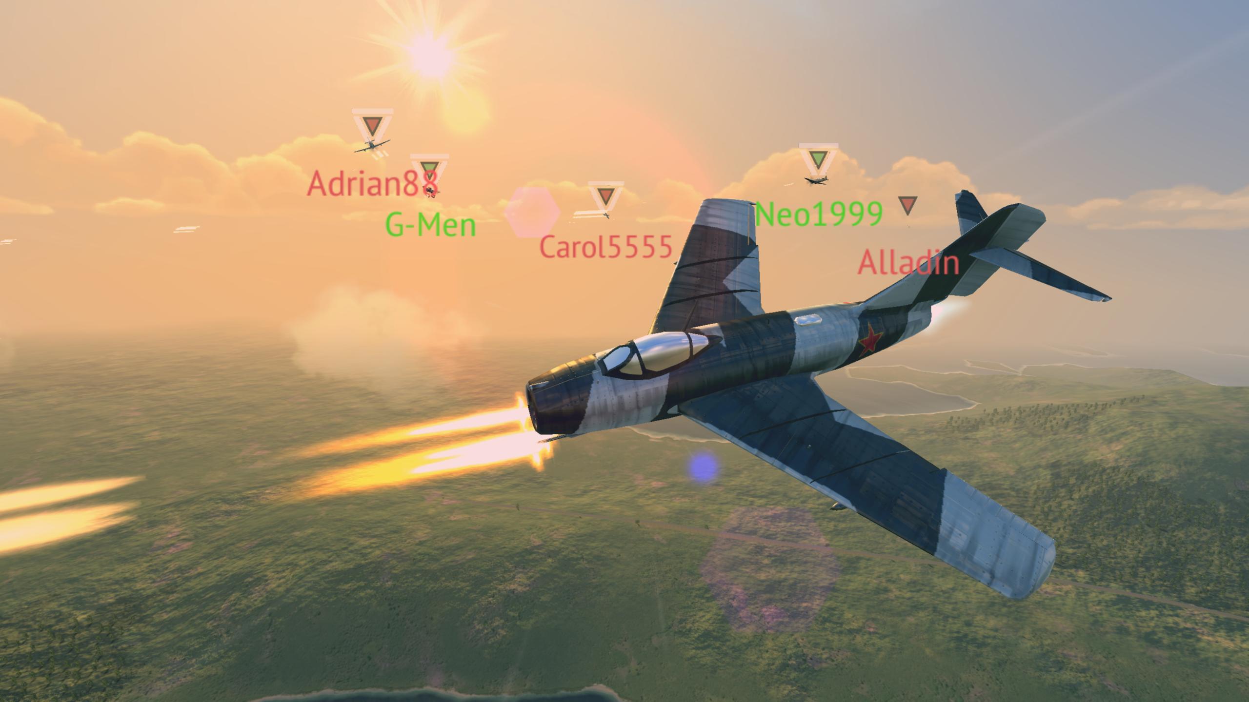 Warplanes: Online Combat 1.2 Screenshot 6